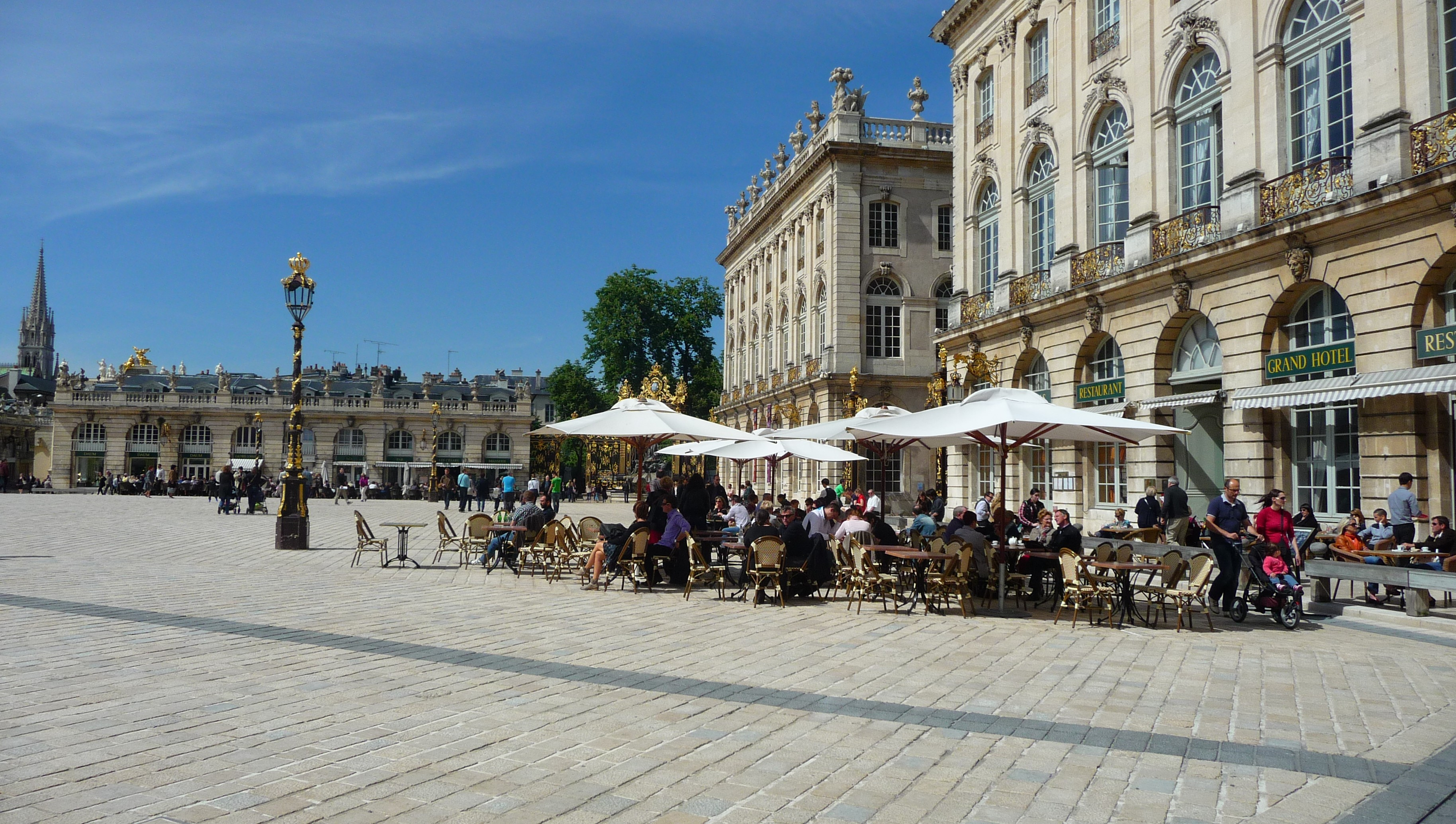 Place stanislas nancy top destinations europe - Piscine pierrelaye nancy ...