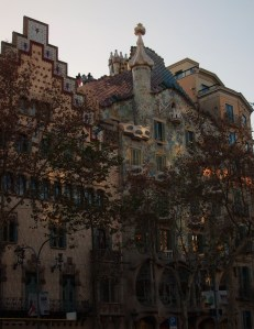 Casa Battlo : L'oeuvre de Gaudi !