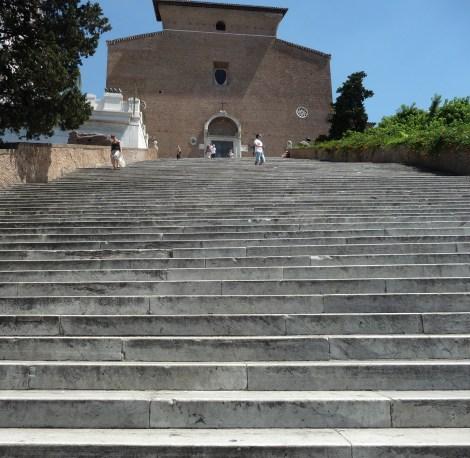 Santa Maria en Aracoeli Rome