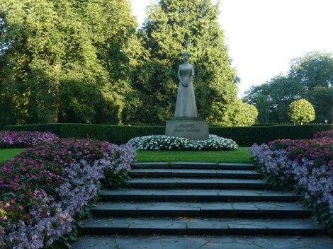 Parc palais royal oslo